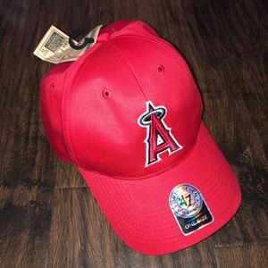 NWT Angels Home Red Cap
